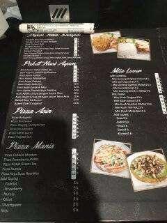 Manager resto cafe&chef dgn pengalamn 13th dgn buku menu&petujuknya