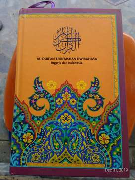 Al Quran Terjemahan Dwibahasa Inggris dan Indonesia, Al-Mizan