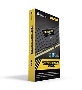 Corsair Vengeance LPX 4GB (1 x 4GB) DDR4 DRAM 2400MHz
