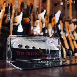 Dimarzio DP423W The Injector Bridge Singlecoil Guitar Pickup White