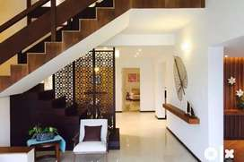 Independent brand new house for urgent sale in thrissur town