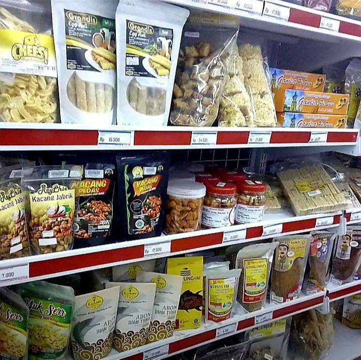 Rak gondola baja PREMIUM swalayan supermarket minimarket di Dumai 0