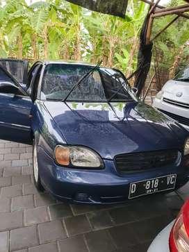 Suzuki Baleno 2001 manual pajak hidup tinggal pake