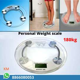 Personal Weight machine human Weighing scale 180kg digital gym scale
