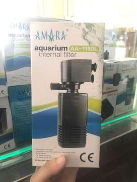 Jual internal filter aquarium AA 1150L amara