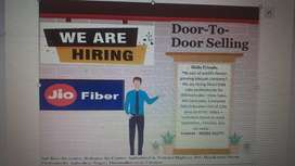 JIO FTTX HOME SALES OFFICER