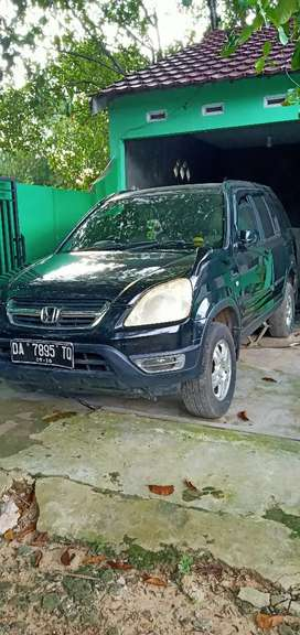 Crv 2002 metic dijual cepat