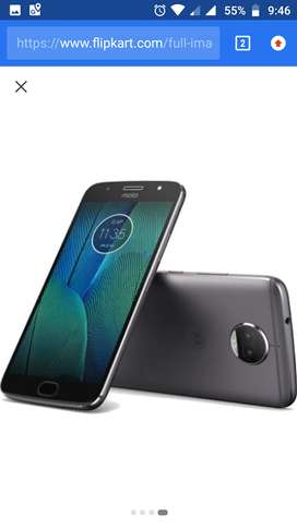 Moto g5s plus 4gb ram 64gb rom with all box for sale