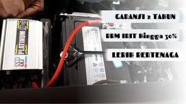 Tarikan Gas jadi Lebih Enteng,BBM IRIT Hingga 30% pakai ISEO POWER