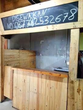 Disewakan tempat usaha kuliner