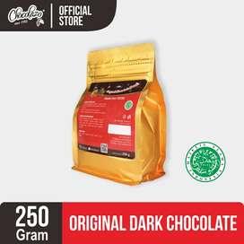 COKLAT BUBUK ORIGINAL I PREMIUM DARK CHOCOLATE ENAK MURAH JOMBANG