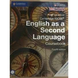 IGCSE English as 2nd Language coursebook 4th edition