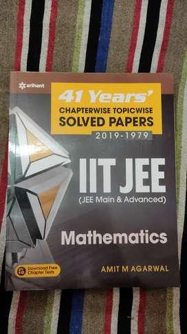 IIT JEE Mathematics arihant 2019 -1979