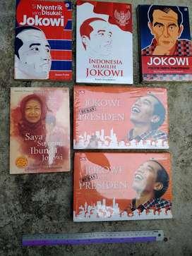 Buku Tentang Jokowi