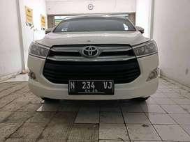 Toyota Innova Reborn G 2.4 Diesel Manual 2020 Seperti Baru km 13 rb