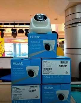 Cctv analog// paket lengkap kamera 2 MP online via HP