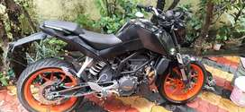 Ktm 200 abs bs4 good condition negotiable, serious buyer contact me