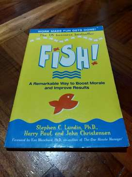 Buku Fish! A Remarkable Way to Boost Morale and Improve Results