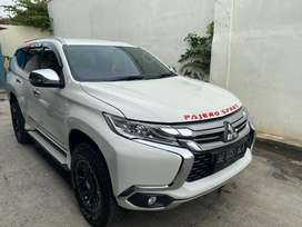 All New Pajero Sport Exceed Matic 2016 / 2017 bisa tt fortuner trd