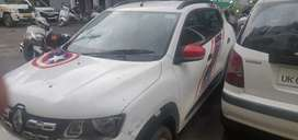 Captain America edition Renault kwid only 18k km driven