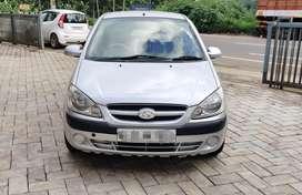 Hyundai Getz Prime 2007 Petrol Well Maintained