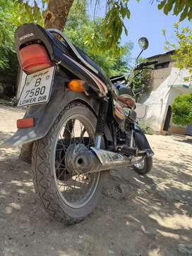 Honda prider(100cc) bike 2014 model