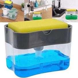 Dispenser Sabun Cuci Piring 2in 1/COD