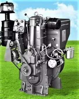 Eicher generator 22 KVA with 3 phase Alternator