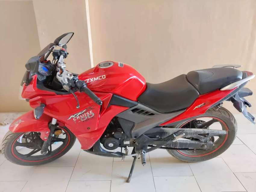 Zxmco 200cc efi  brand new condition