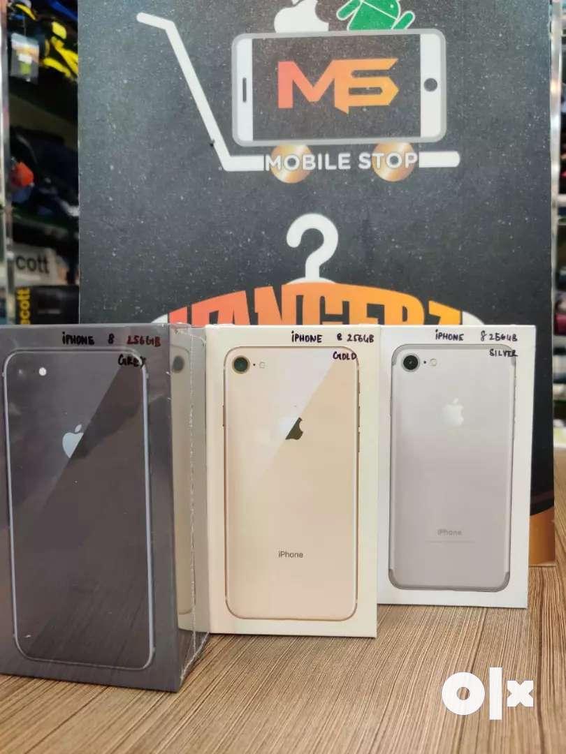 New Unused Apple iPhone 8 256gb @Best Offers 0