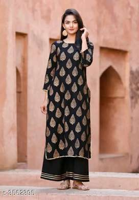 Women trendy kurta sets