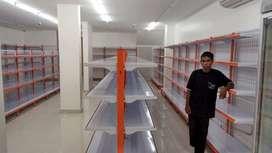 rak gondola mini market/rak pajangan toko-bisa request warna-TOTAL POS
