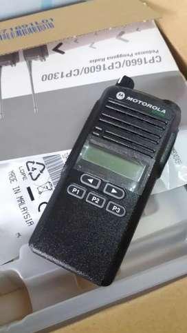 HT Motorola Cp 1300 Vhf origin New