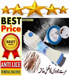 Anti Lice & Nit Eggs Machine