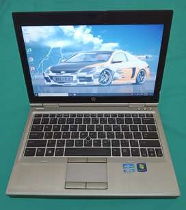 Laptop HP elitebook 2570P i5 gen3 Ram 4GB hdd 320GB 12,5 inch