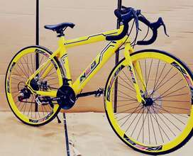 BRAND NEW SPORTS CYCLE WITH 21 SHIMANO GEARS