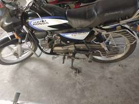 All Doc condition is perfect check and pay(new tyre) back