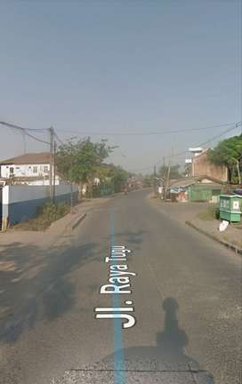 Kavling Jl. Tugu Raya Semper Sudah Cor Beton Hdp Selatan Murah