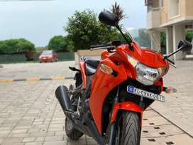 CBR250R ABS in mint condition for sale