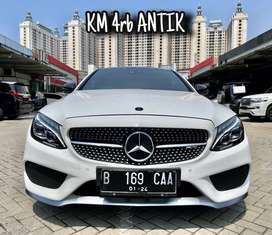 Mercy C43 Coupe AMG 2018/2019 KM 4rb ANTIK Mercedes Benz C43 C 43