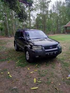 dijual ford escape tahun 2003 matic