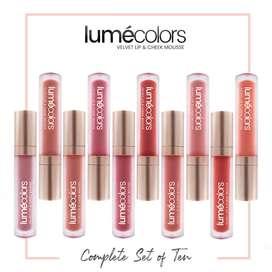 Lipstik Lip Mousse Lumecolors