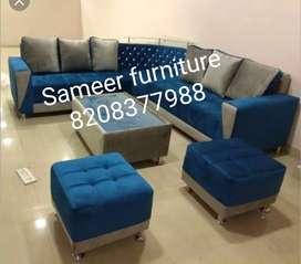 New modular sofa set curnar set 470