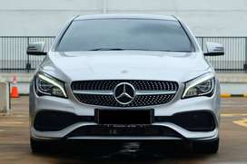 Mercedes Benz CLA 200 AMG PANO 2019 ISP ON! not gla 320i 330i c200
