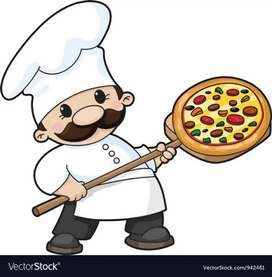 Need pizza cook