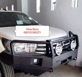 Bumper/Bemper/Tanduk Hilux Triton Spek Tambang & Off-road.dll