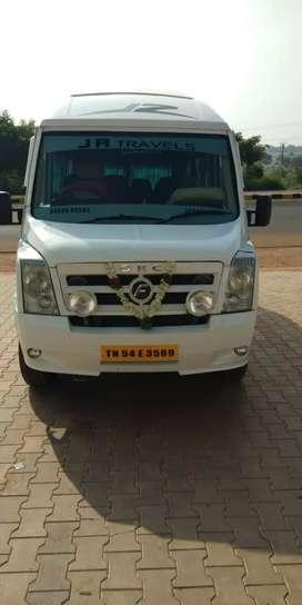 Tempo Traveller A/C 2012