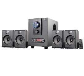 Zebronics 4.1 music system model No.SW2717