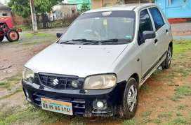 Very good condition alto car