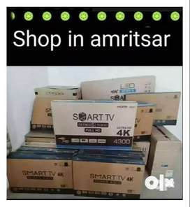 SATURDAY OFFER  40 inch android led with year warranty